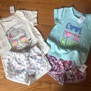 Toddler Girl Gap 4T Bundle NWT
